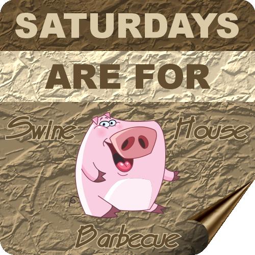 Saturdays are for Barbecue